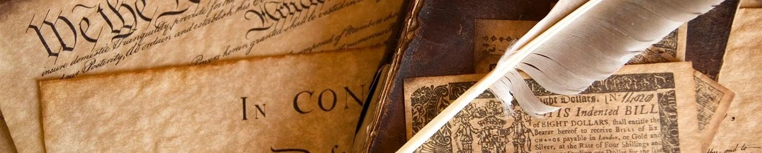 Antique Copies of Constitution [170614926]