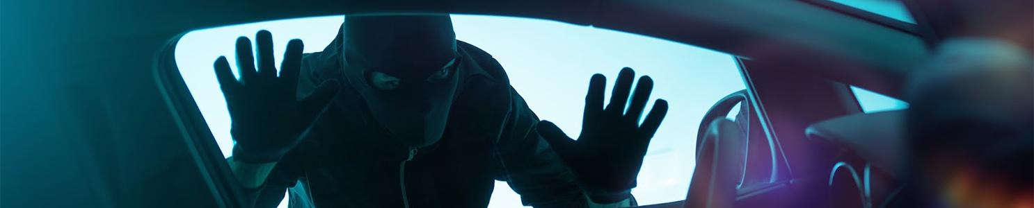 Car Robbery Concept [484706750]