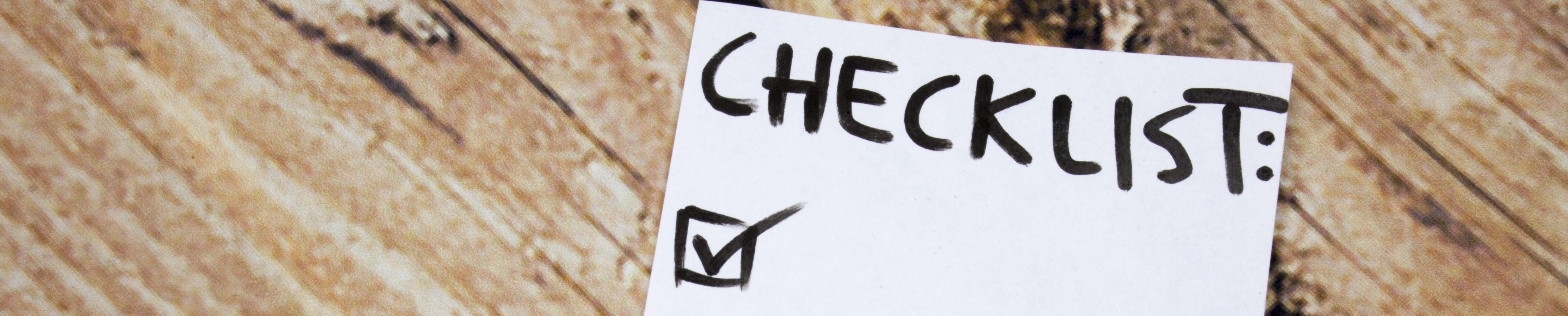 Customer Tip: Create a Daily Key Control System Checklist