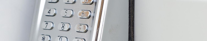 Key Pad Entry [151589873]