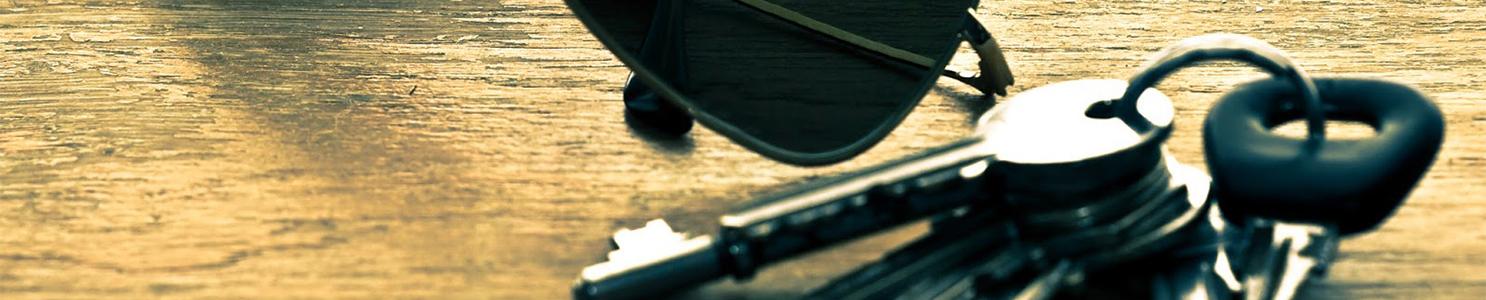 Keys and Glasses