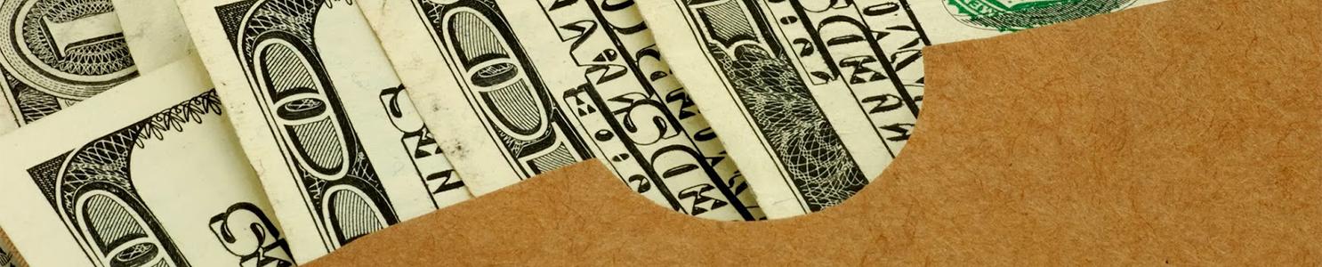 Money in Paper Bag 139886888